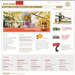 solgar website